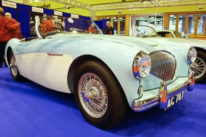 1955 Earls Court Show Car. AH100 BN2