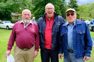 2019-The Three Tenors Charles F David B & Mike W